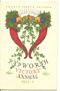 Papworth Victory Annual